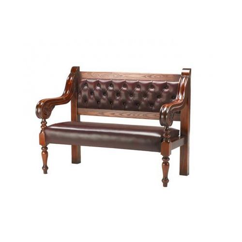 Osbourne Settle Buttoned Back Fs2 Drakes Bar Furniture