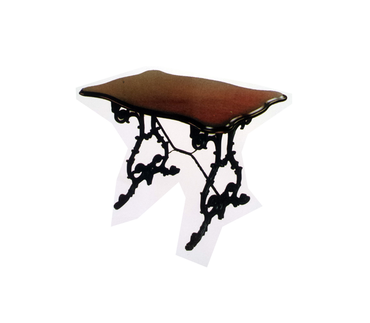 Scroll Refectory T18 Drakes Bar Furniture