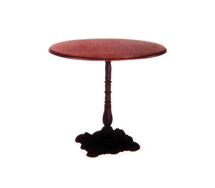 Cast Iron Pedestal T22 Drakes Bar Furniture