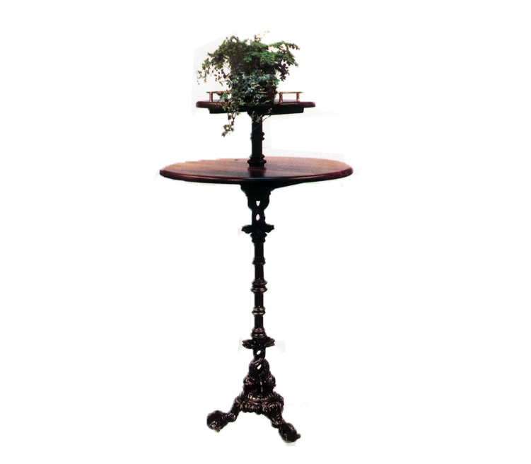 Two Tier Poseur Table T25c Drakes Bar Furniture
