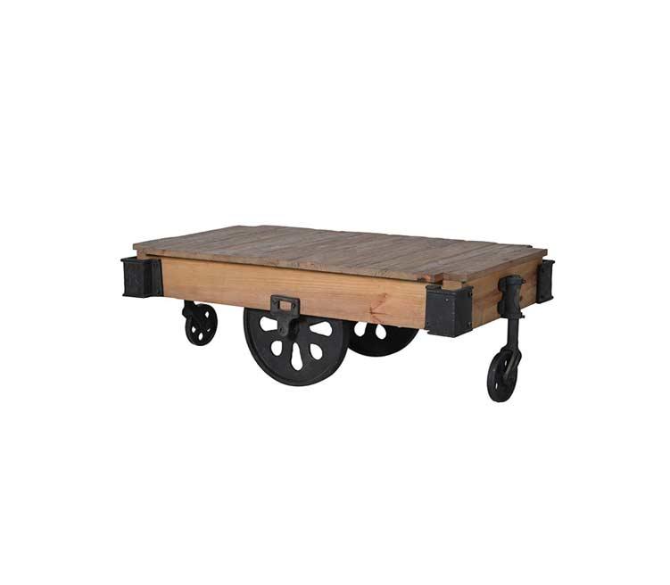 Iu04 Coffee Table Trolley Drakes Bar Furniture