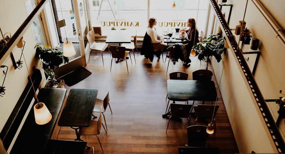 Cafe Furniture How To Choose It And What Type Drakes